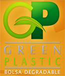 Green plastic copy